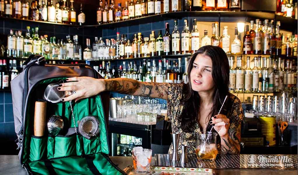 Bar Back PR backpack drinkmemag.com drink me