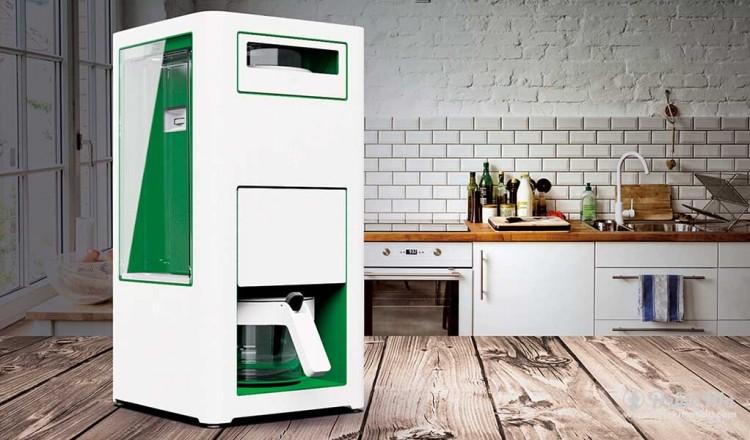 Bonaverde Self Roasting Coffee Machine drinkmemag.com drink me