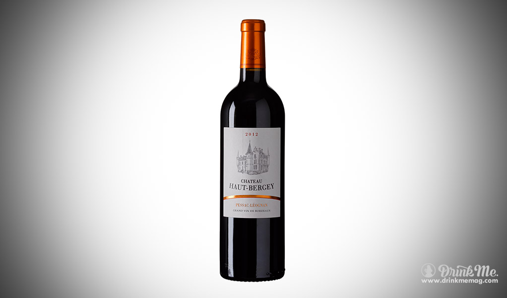 Chateau Haut-Bergey drinkmemag.com drink me