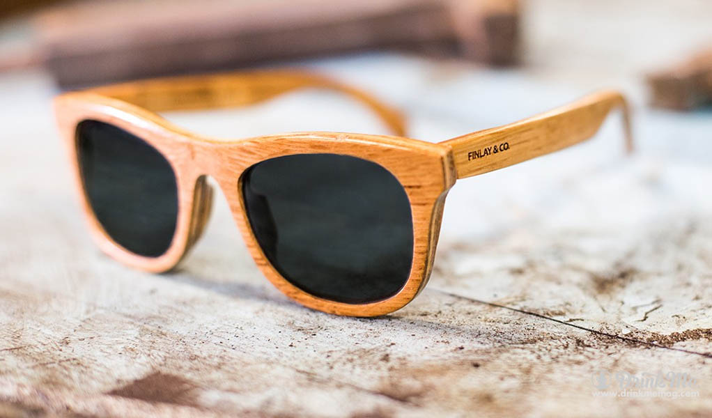 d39ad945fd Glenmorangie Just Turned Antique Whisky Barrels Into Sunglasses ...