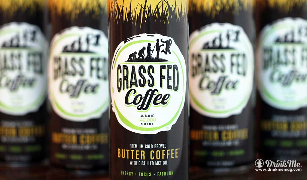 Grass Fed Coffee drinkmemag.com drink me