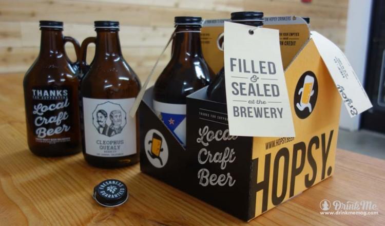 Hopsy San Francisco beer delivery drinkmemag.com drink me