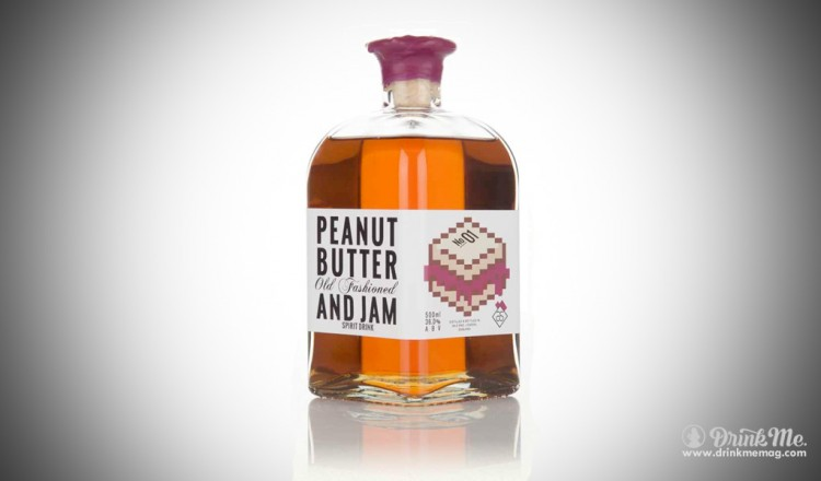 Peanut Butter and Jam Old Fashioned drinkmemag.com drink me