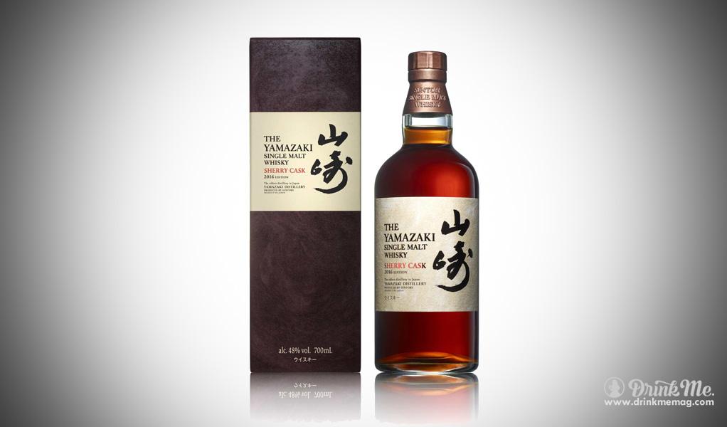 Yamazaki Sherry Cask drinkmemag.com drink me