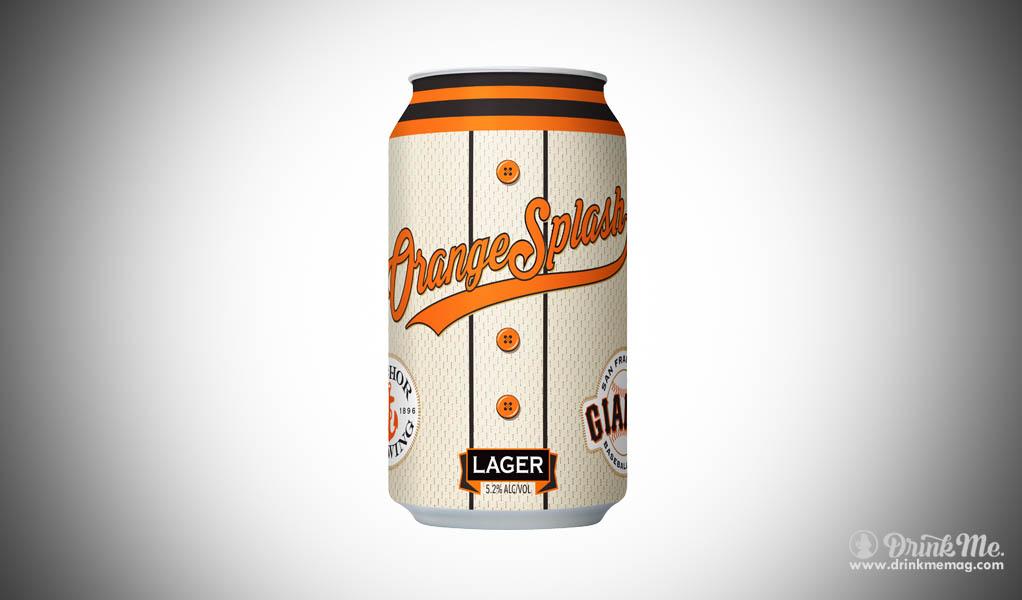 Anchor Orange Splash Lager drinkmemag.com drink me