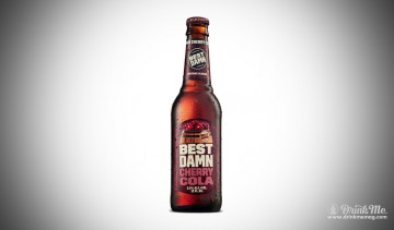 Best Damn Brewing Company cherry cola drinkmemag.com drink me