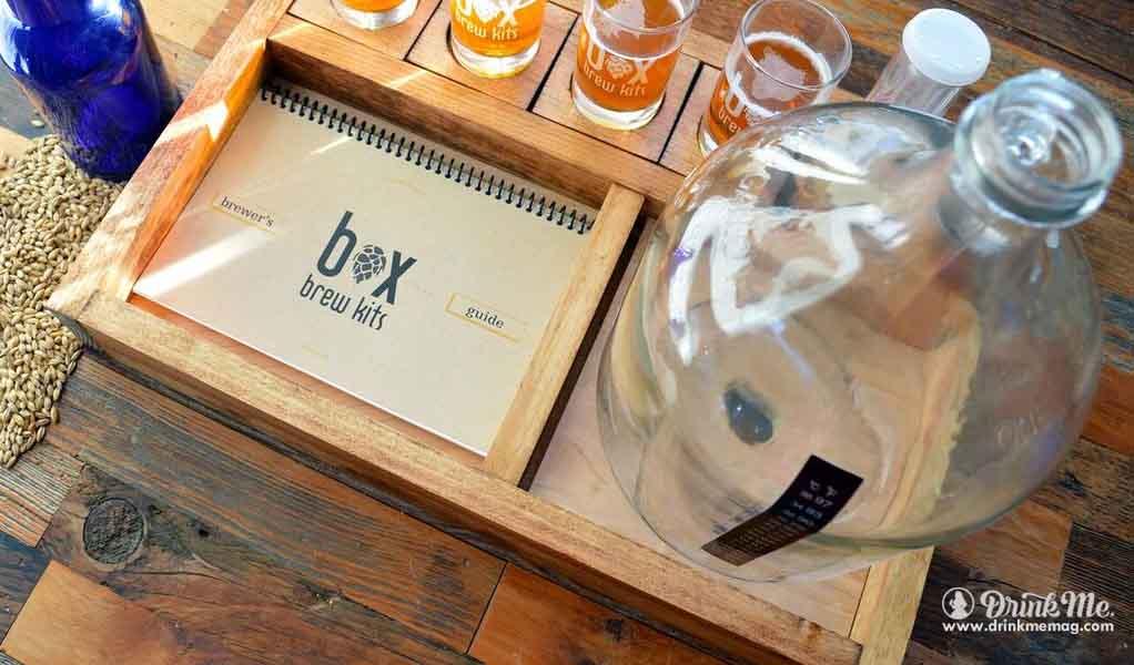 Box brew kits drinkmemag.com drink me beer