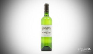 Château Marjosse Entre-Deux-Mers Blanc drinkmemag.com drink me