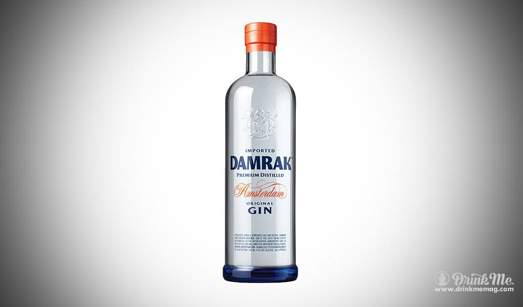 Damrak gin drinkmemag.com drink me
