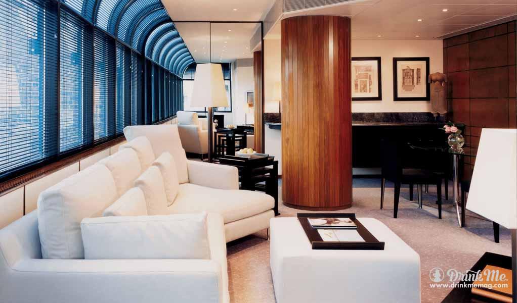Halkin Hotel drinkmemag.com drink me 5 star london hotels