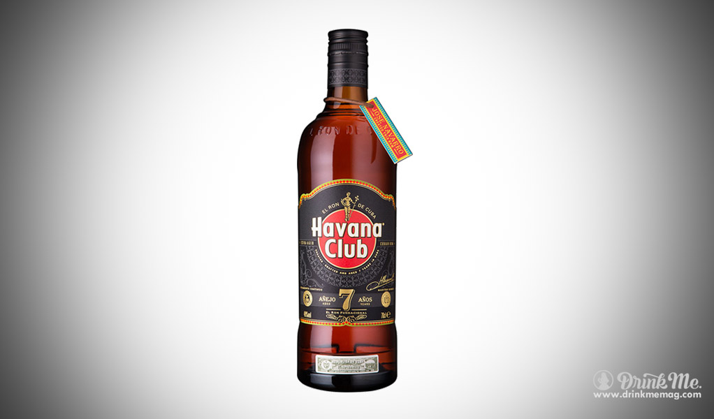 Havana Club 7 anos 7 year drinkmemag.com drink me