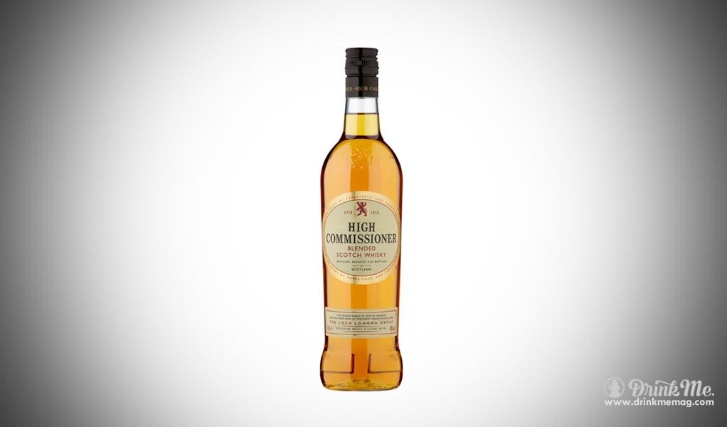 High Comissioner whisky drinkmemag.com drink me