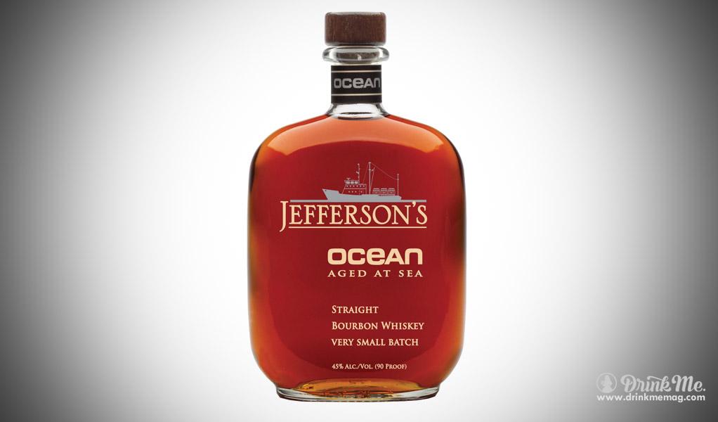Jeffersons ocean afed at sea bourbon whiskey drinkmemag.com drink me