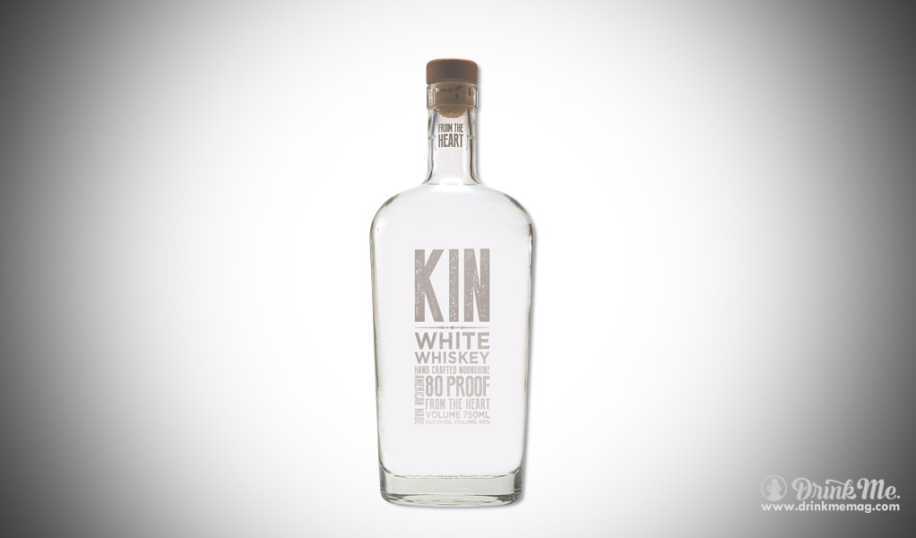 KIN White Whiskey: Defying Preconceptions - Drink Me