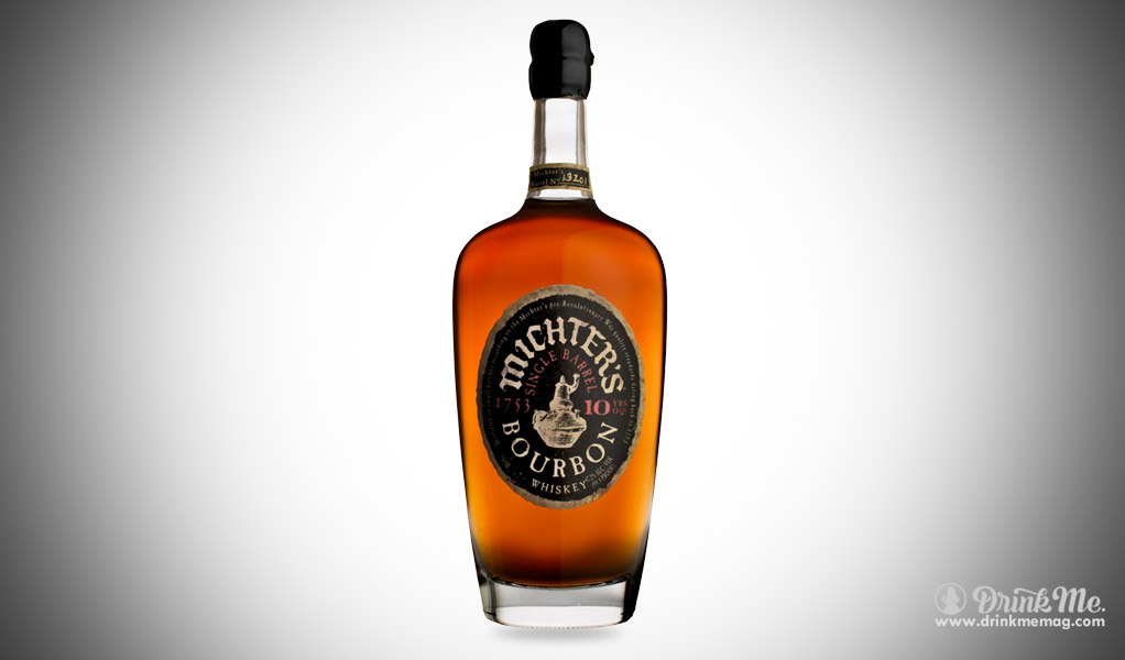 MIchters 10 year bourbon drinkmemag.com drink me