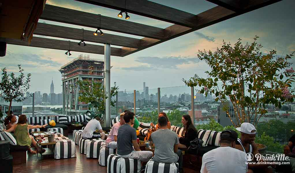 The Best Rooftop Bars In New York City - Drink Me