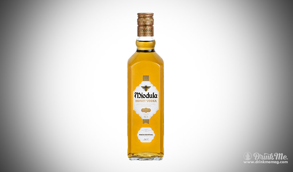Miodula Honey Vodka drinkmemag.com drink me
