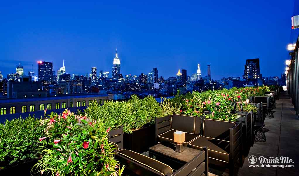 The Best Rooftop Bars In New York City Drink Me