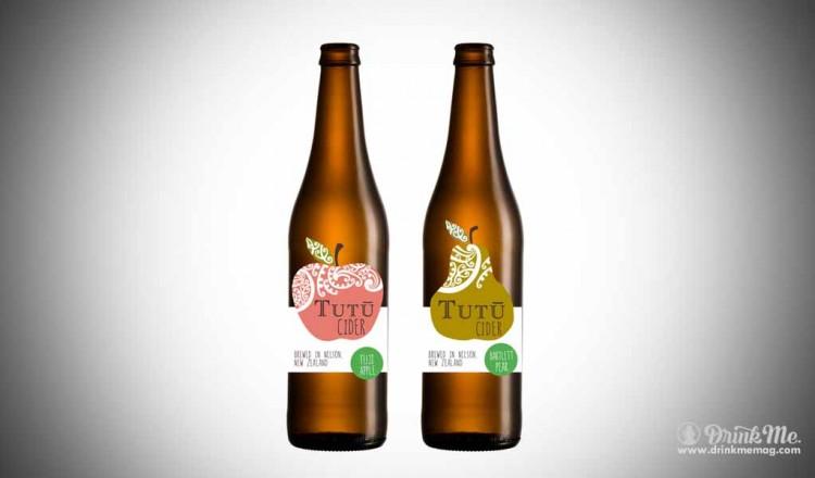 Tutū Cider drinkmemag.com drink me