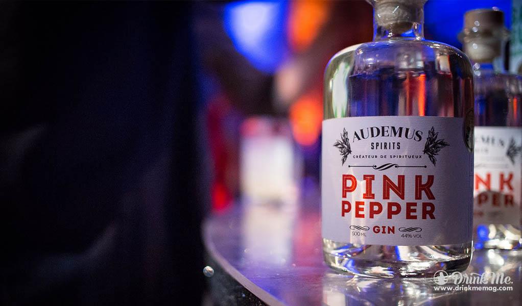 Audemus Pink Pepper Gin drinkmemag.com drink me1