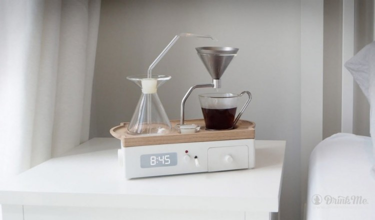 Barista wake up alarm clock drinkmemag.com drink me