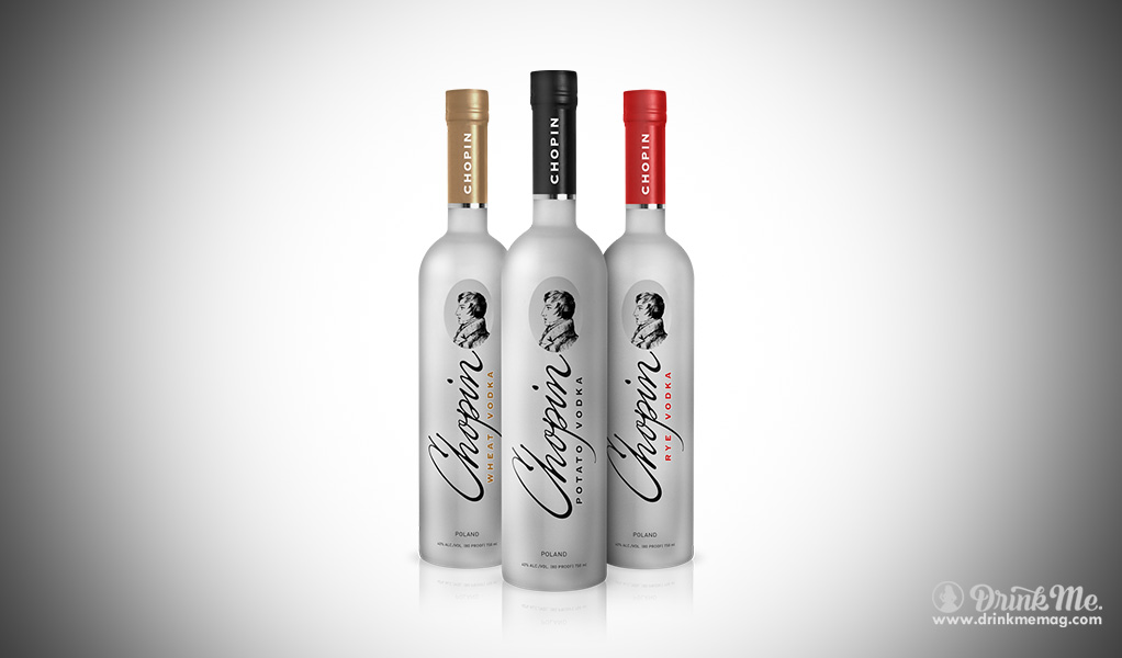Chopin Vodka drinkmemag.com drink me