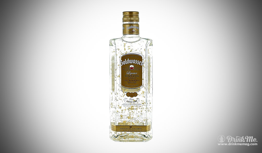 Goldwasser Danzig Liqueur drinkmemag.com drink me