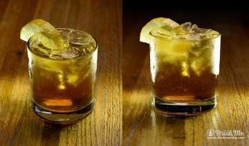 My Main cocktail drinkmemag.com drink me jack daniels honey tenessee