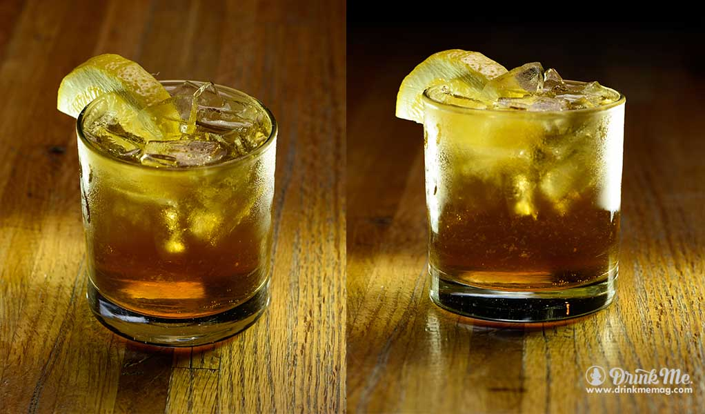 My Main cocktail drinkmemag.com drink me jack daniels honey tenessee