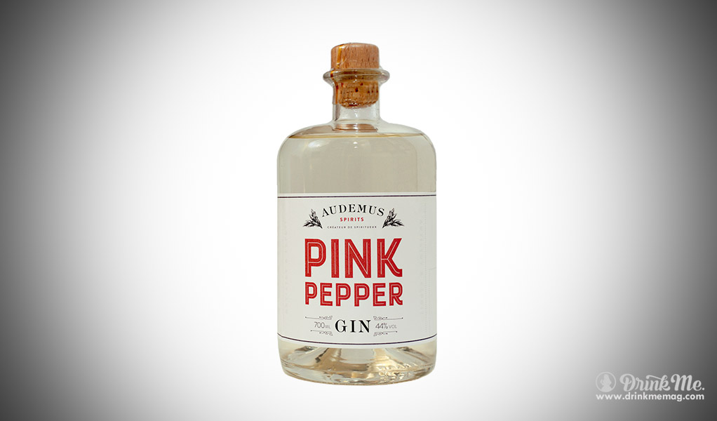 Pink Pepper Gin drinkmemag.com drink me