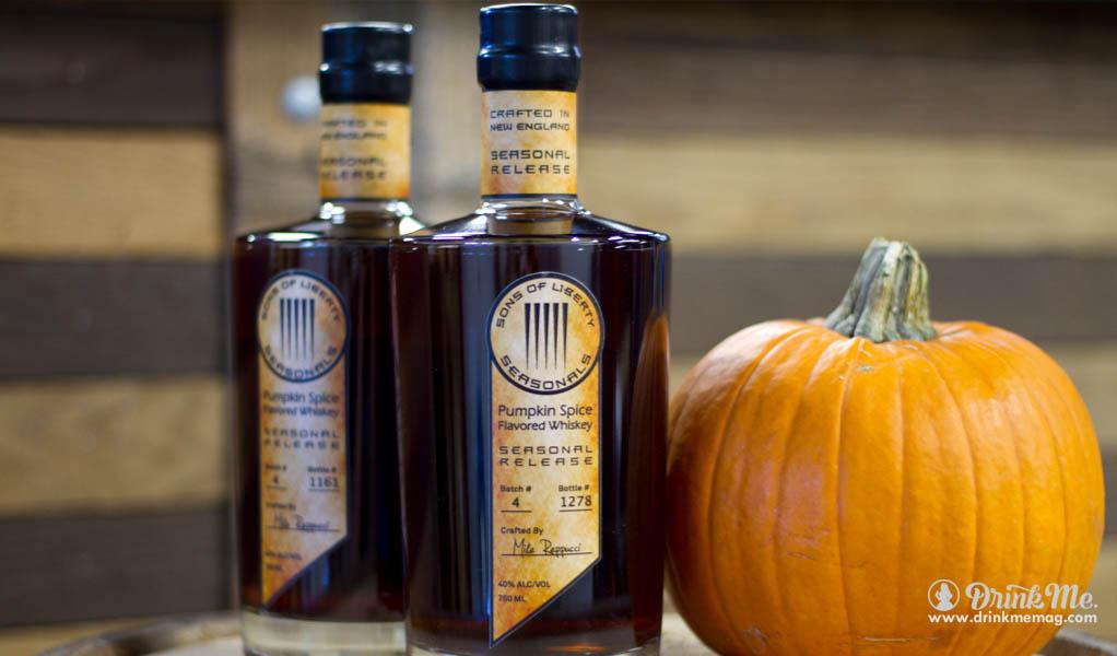 Sons of Liberty Pumpkin whiskey drinkmemag.com drink me