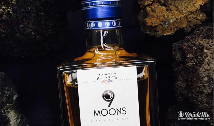 9 Moons Gin drinkmemag.com drink me