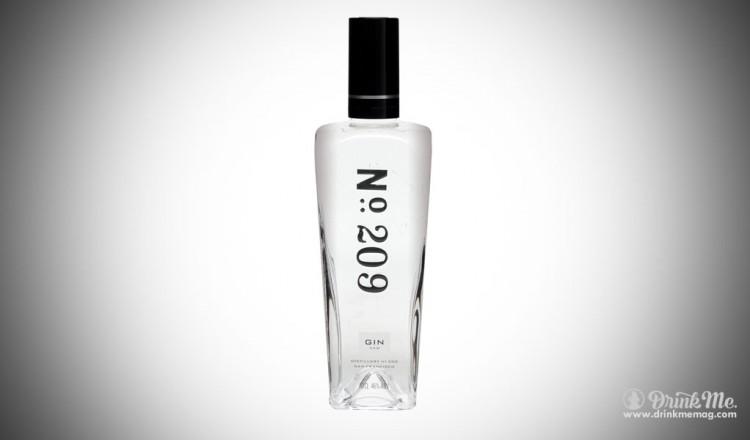 Distillery 209 Gin Drinkmemag.com Drink Me Gin