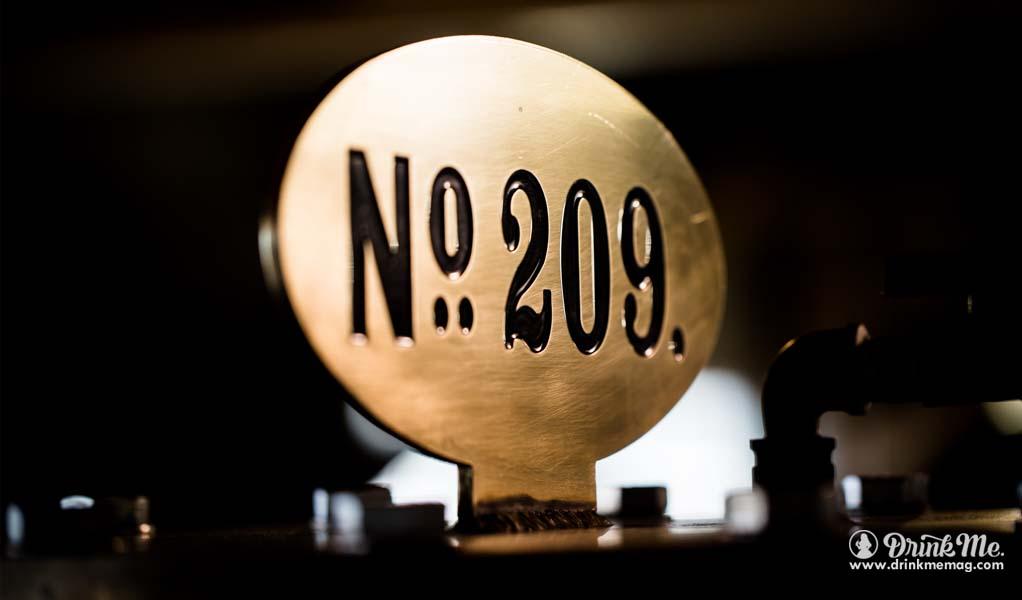 Distillery 209 gin drinkmemag.com drink me