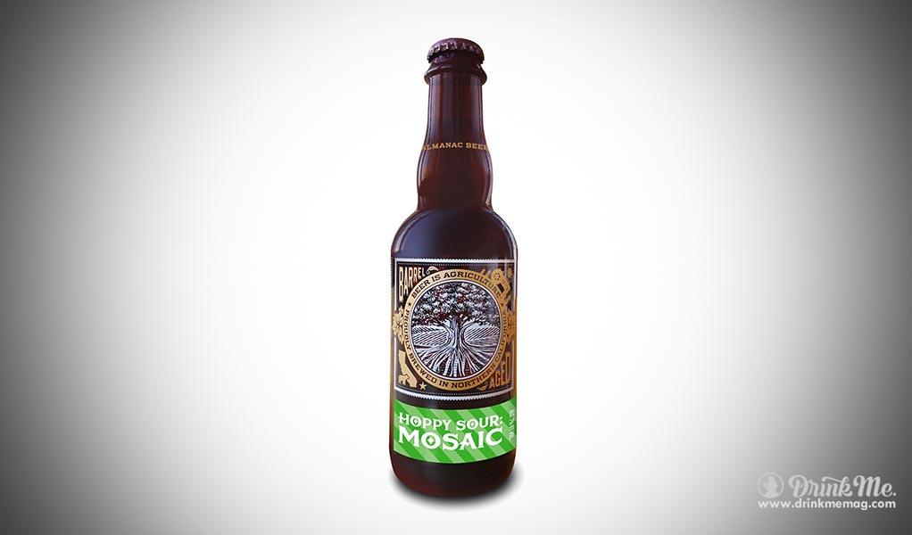 Hoppy Sour Mosaic drinkmemag.com drink me pale ale beer ipa