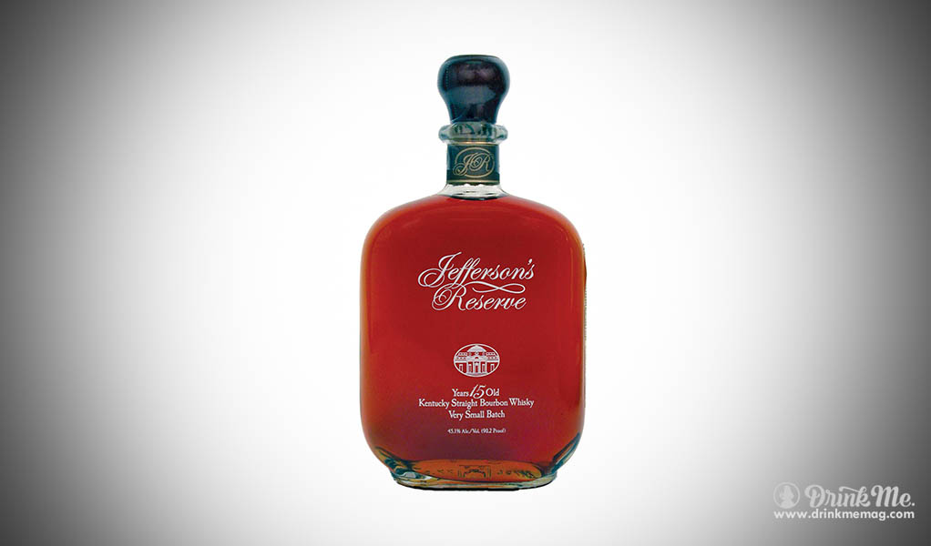 Jeffersons Reserve drinkmemag.com 4th july spirits most patriotic spirits what to buy for 4th july drink me