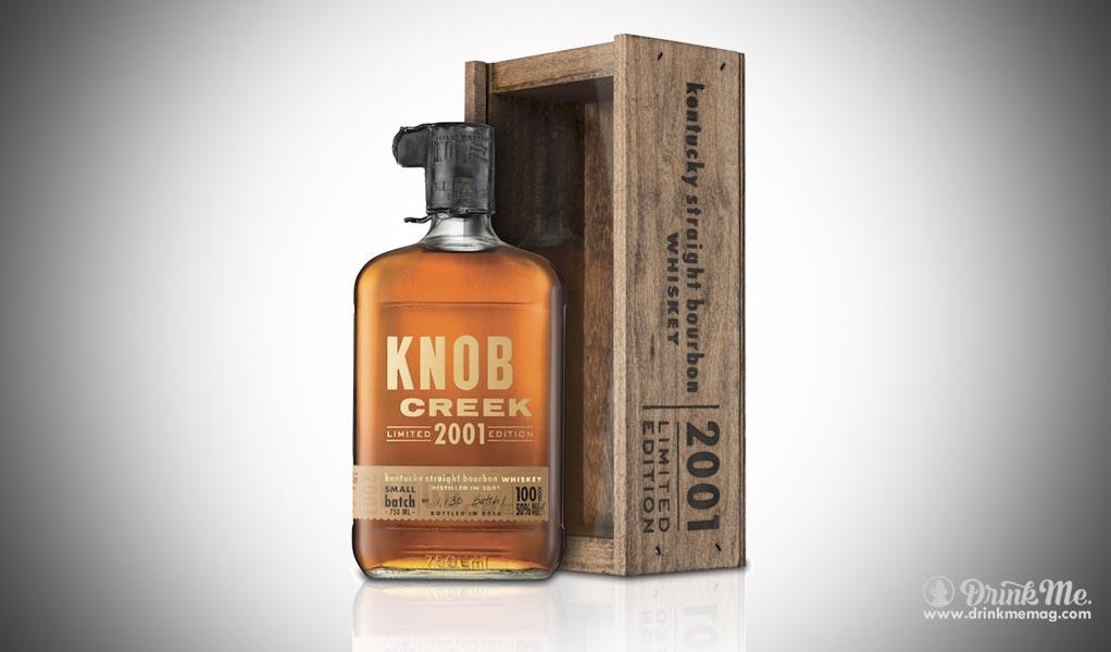 Knob Creek 2001 drinkmemag.com drink me