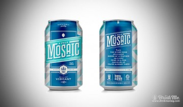Mosaic drinkmemag.com drink me beer