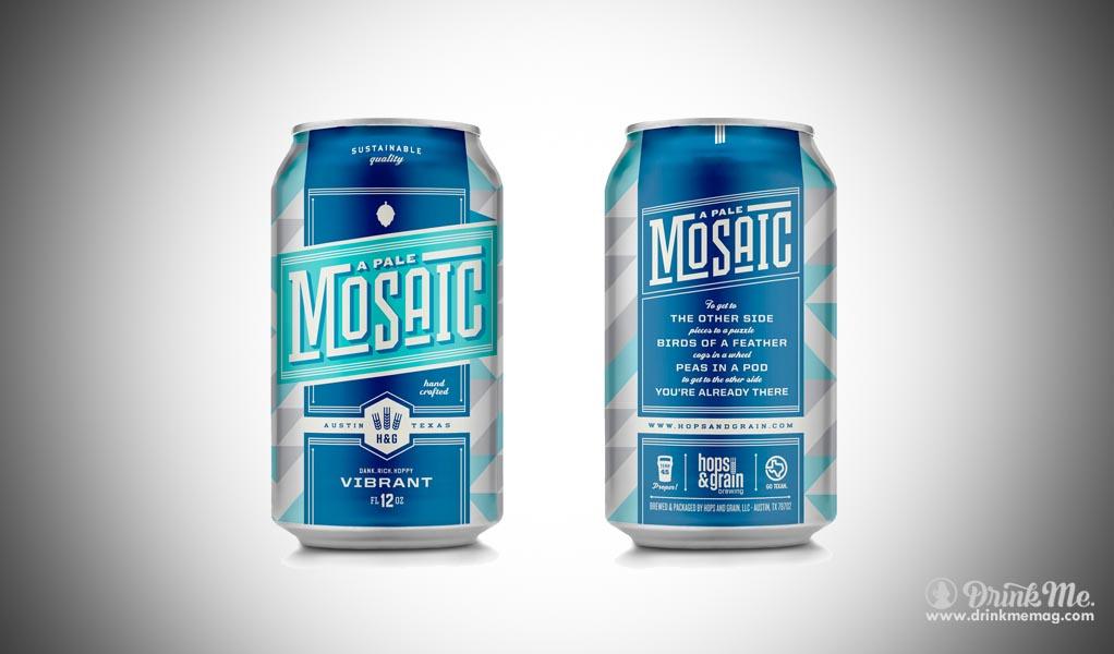 Mosaic drinkmemag.com drink me beer