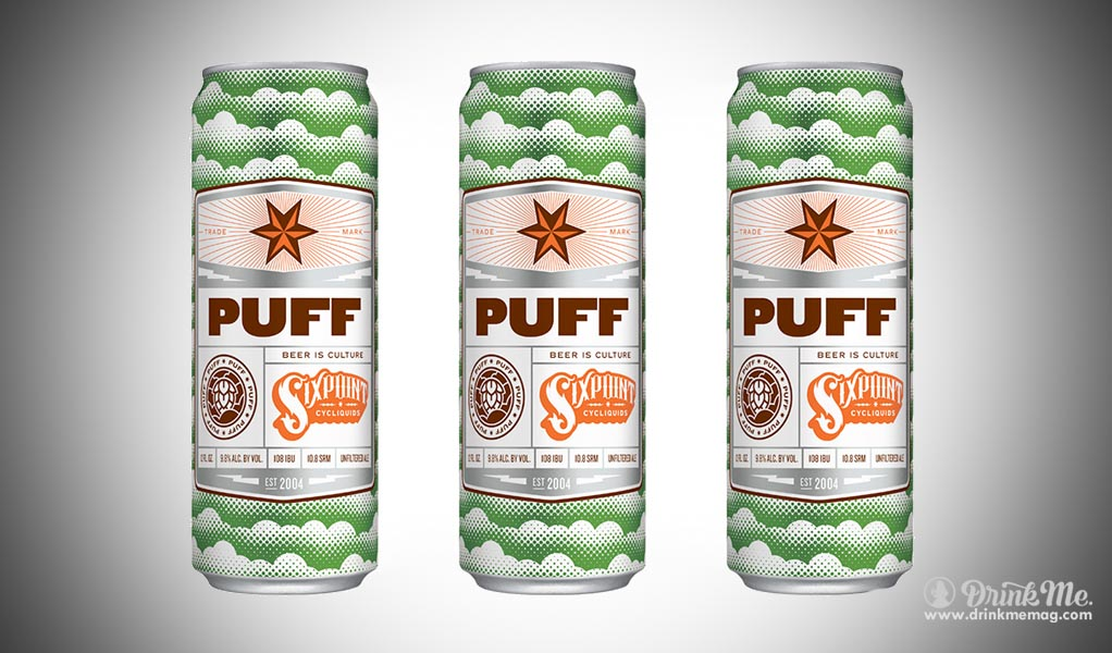PUFF BEER DRINKMEMAG.COM DRINK ME