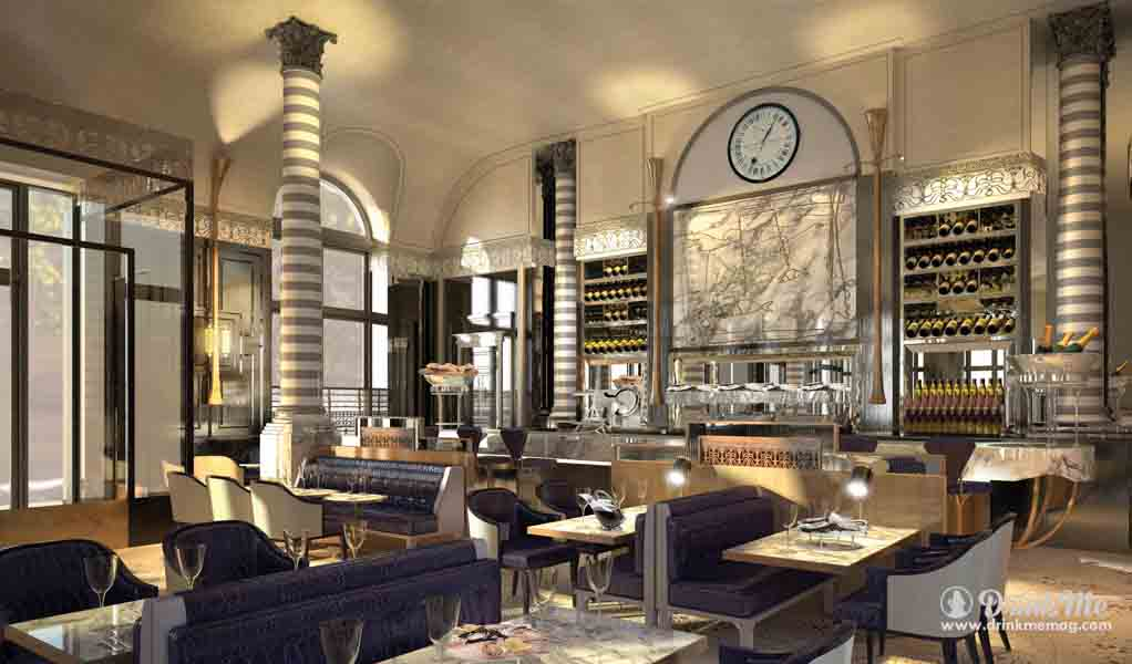 Corinthia LOndons best hotel drinkmemag.com drink me