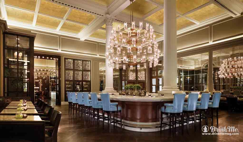 Corinthia LOndons best hotel drinkmemag.com drink me7