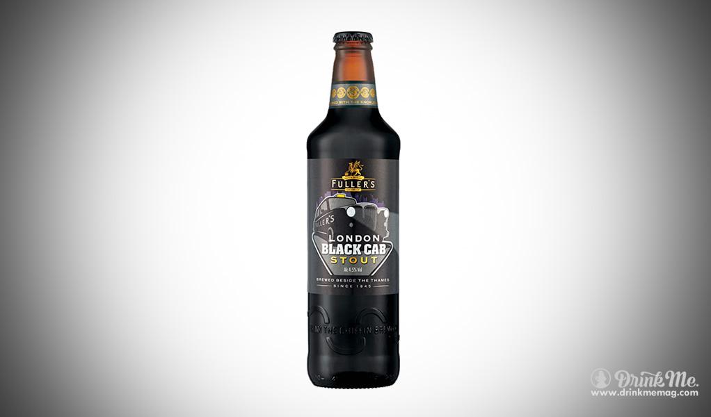 Fuller Black Cab drink me best beer summer beer drinkmemag.com beers to drink with food
