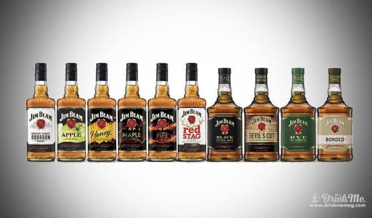 Jim Beam Redesign drinkmemag.com drink me