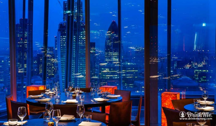 Oblix Restaurant drinkmemag.com drink me best restaurants in London3