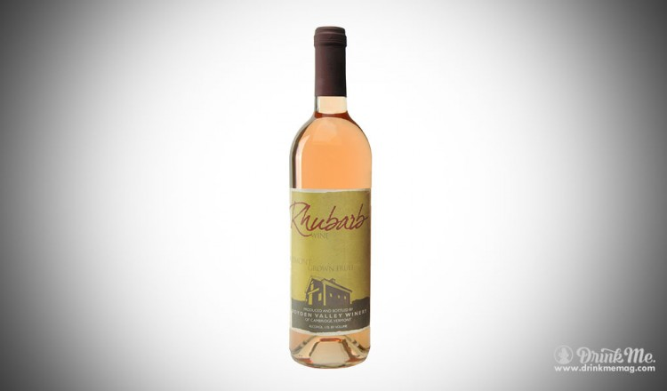 Rhubarb Wine Fruit and Vegetable Wines drink me drinkme drinkmemag.com weird wines.jpg