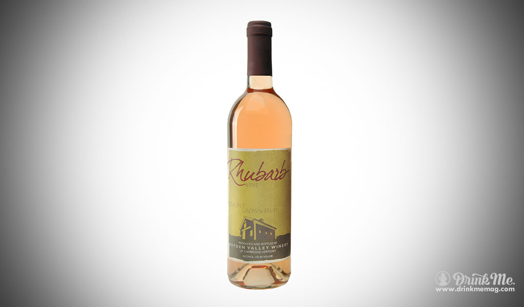 Rhubarb Wine Fruit and Vegetable Wines drink me drinkme drinkmemag.com weird wines.jpg