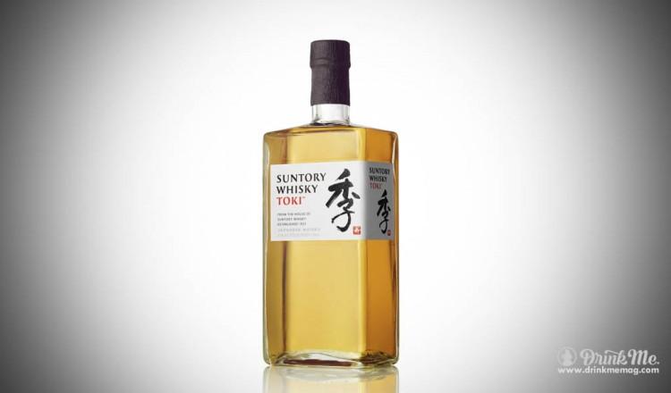 Suntory WHiskey Toki drinkmemag.com drink me