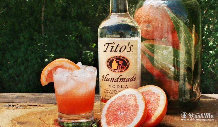 Tito's Vodka drinkmemag.com drink me