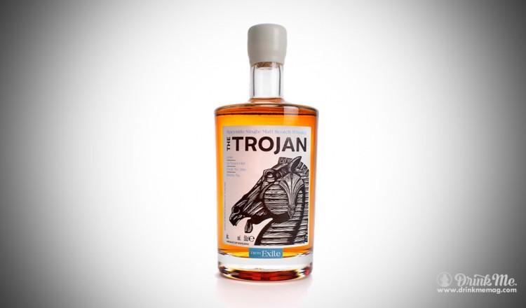 Trojan Whiskey drinkmemag.com drink me